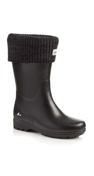 Viking Mira Warm Boots Junior Charcoal